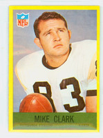 1967 Philadelphia 149 Mike Clark Pittsburgh Steelers Excellent to Mint