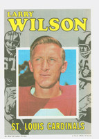 1971 Topps Football Pin-Ups 20 Larry Wilson St. Louis Cardinals Excellent to Mint
