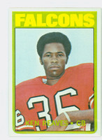 1972 Topps Football 39 Ken Reaves Atlanta Falcons Very Good to Excellent