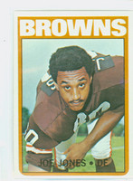 1972 Topps Football 46 Joe Jones Cleveland Browns Near-Mint