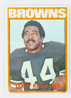 1972 Topps Football 70 Leroy Kelly Cleveland Browns Excellent