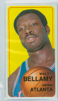 1970 Topps Basketball 18 Walt Bellamy Atlanta Hawks Near-Mint