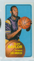 1970 Topps Basketball 65 Elgin Baylor Los Angeles Lakers Excellent to Mint