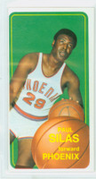1970 Topps Basketball 69 Paul Silas Pheonix Suns Excellent to Excellent Plus