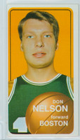 1970 Topps Basketball 86 Don Nelson Single Print Boston Celtics Excellent to Excellent Plus