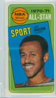 1970 Topps Basketball 115 Lou Hudson AS Atlanta Hawks Excellent