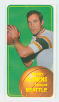 1970 Topps Basketball 119 Barry Clemens Seattle Super Sonics Excellent to Excellent Plus