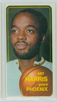 1970 Topps Basketball 149 Art Harris Pheonix Suns Excellent to Excellent Plus