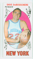 1969 Topps Basketball 85 Dave DeBusschere ROOKIE New York Knicks Near-Mint