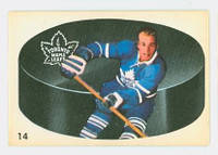 1962-63 Parkhurst Hockey 14 Eddie Shack Toronto Maple Leafs Near-Mint