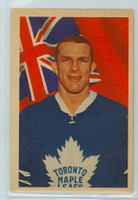 1963-64 Parkhurst Hockey 8 Carl Brewer Toronto Maple Leafs Excellent