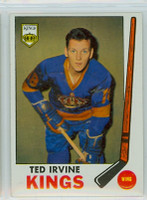 1969-70 Topps Hockey 103 Ted Irvine Los Angeles Kings Near-Mint