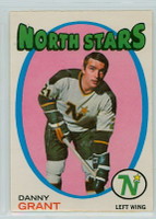 1971-72 OPC Hockey 79 Danny Grant Minnesota North Stars Excellent to Mint
