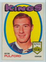 1971-72 OPC Hockey 94 Bob Pulford Los Angeles Kings Near-Mint
