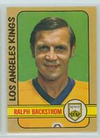 1972-73 OPC Hockey 131 Ralph Backstrom Los Angeles Kings Near-Mint