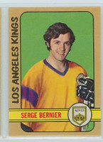 1972-73 OPC Hockey 152 Serge Bernier Los Angeles Kings Near-Mint