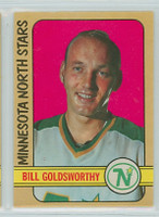 1972-73 OPC Hockey 159 Bill Goldsworthy Minnesota North Stars Near-Mint