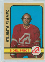 1972-73 OPC Hockey 163 Noel Price Atlanta Flames Near-Mint