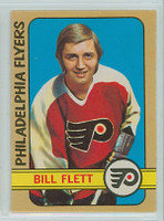 1972-73 OPC Hockey 187 Bill Flett Philadelphia Flyers Near-Mint