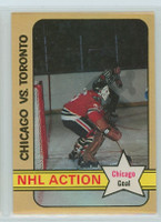 1972-73 OPC Hockey 196 Tony Esposito IA Chicago Black Hawks Near-Mint