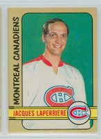 1972-73 OPC Hockey 205 Jacques LaPerriere Montreal Canadiens Near-Mint