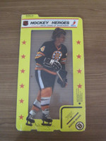 1975 Stand Up Hockey Bobby Orr Boston Bruins Near-Mint to Mint