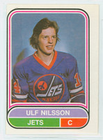 1975-76 OPC WHA Hockey Ulf Nilsson Winnepeg Jets Excellent to Excellent Plus