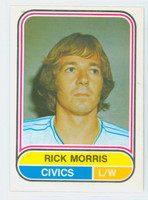 1975-76 OPC WHA Hockey Rick Morris Denver Spurs Near-Mint