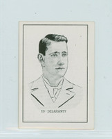 1950 Callahan HOF Ed Delahanty Excellent to Mint