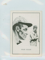 1950 Callahan HOF Willie Keeler New York Giants Near-Mint