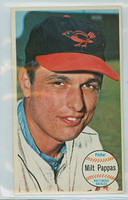 1964 Topps Giants 5 Milt Pappas Baltimore Orioles Excellent to Mint