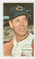 1964 Topps Giants 59 John Romano Cleveland Indians Very Good to Excellent