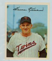 1967 Dexter Press 5 Harmon Killebrew Minnesota Twins Excellent to Mint