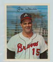 1967 Dexter Press 11 Joe Torre Atlanta Braves Excellent to Mint