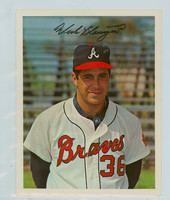 1967 Dexter Press 40 Wade Blasingame Atlanta Braves Excellent to Mint