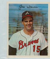 1967 Dexter Press 48 Joe Torre Atlanta Braves Near-Mint Plus