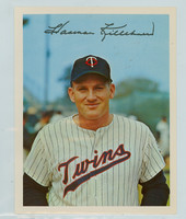 1967 Dexter Press 199 Harmon Killebrew Minnesota Twins Near-Mint to Mint