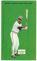 1973 Johnny Pro Orioles 2 Rich Coggins Baltimore Orioles Near-Mint to Mint