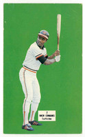 1973 Johnny Pro Orioles 2 b Rich Coggins NO CUT  Baltimore Orioles Excellent to Mint