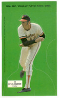 1973 Johnny Pro Orioles 13 Doyle Alexander Baltimore Orioles Near-Mint to Mint