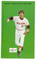 1973 Johnny Pro Orioles 27 Orlando Pena Baltimore Orioles Near-Mint to Mint