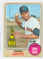 1968 Topps Baseball 61 Reggie Smith Boston Red Sox Excellent to Mint
