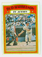 1972 Topps Baseball 54 Bud Harrelson IA New York Mets Very Good to Excellent