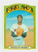 1972 Topps Baseball 113 Rogelio Moret Boston Red Sox Near-Mint