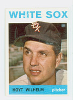 1964 Topps Baseball 13 Hoyt Wilhelm Chicago White Sox Very Good