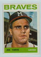 1964 Topps Baseball 70 Joe Torre Milwaukee Braves Excellent to Excellent Plus