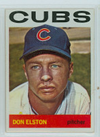 1964 Topps Baseball 111 Don Elston Chicago Cubs Near-Mint