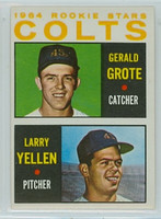 1964 Topps Baseball 226 Colts Rookies Excellent to Mint