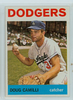 1964 Topps Baseball 249 Doug Camilli Los Angeles Dodgers Near-Mint