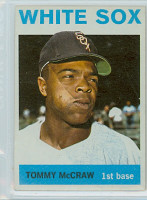 1964 Topps Baseball 283 Tommy McCraw Chicago White Sox Near-Mint